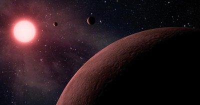 Rappresentazione artistica di un pianeta extrasolare. Crediti NASA